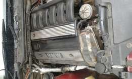 Aim selling my Bmw 325i E36 single vanos Engin complete with harnis
