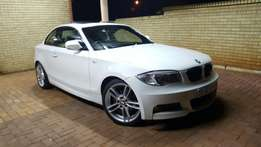BMW 120d Coupe M-Sport Auto Immaculate