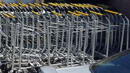 Load of Basket Trolleys very good condition