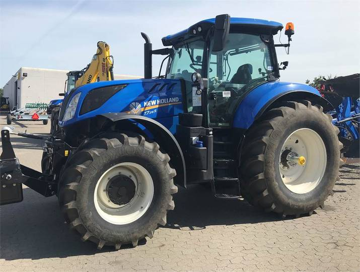 New Holland T7.215s - 2019