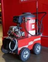 Used Hotsy 555ss Electric Hot Water Pressure Washer with Optional Hose