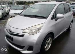 Toyota Ractis fresh import for sale