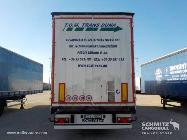 Schmitz Cargobull Tolóponyva tekercs - 2012 - image 6