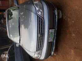 Registered 2003 model Toyota Avalon