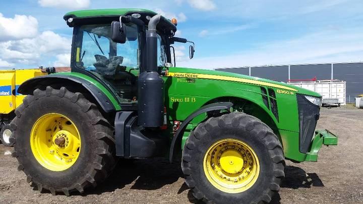 John Deere 8360 R Autopower - 2012