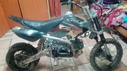 swap my 110cc for why needs back tyer