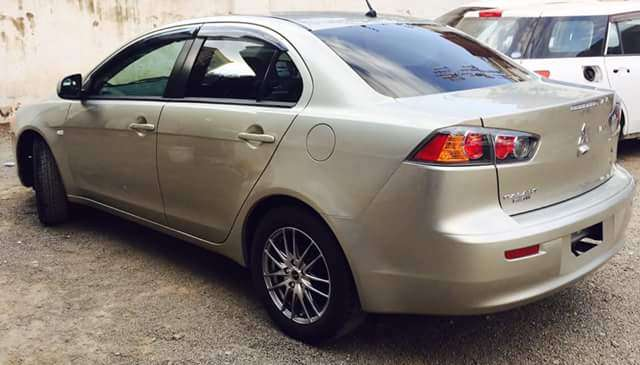 Mitsubishi galant fortis 2010 model on grand sale 1,150,000/= Highridge - image 6
