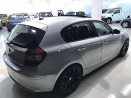 non deffect start and go bmw1series sunroof leather seats