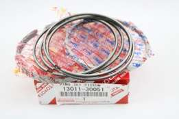 Piston RING STD SET for TOYOTA Prado Hilux 1KZ/2KD