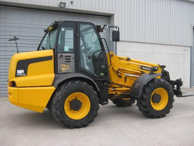 JCB Tm310s - 2008