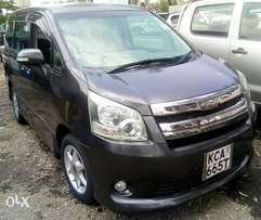 Toyota Noah on sale