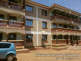 An apartment for rent at 600,000 mbalwa
