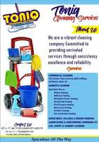 TONIQ Cleaning Services