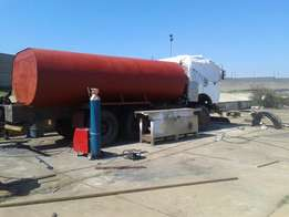 We manufacture water tankers at best and affordable prices
