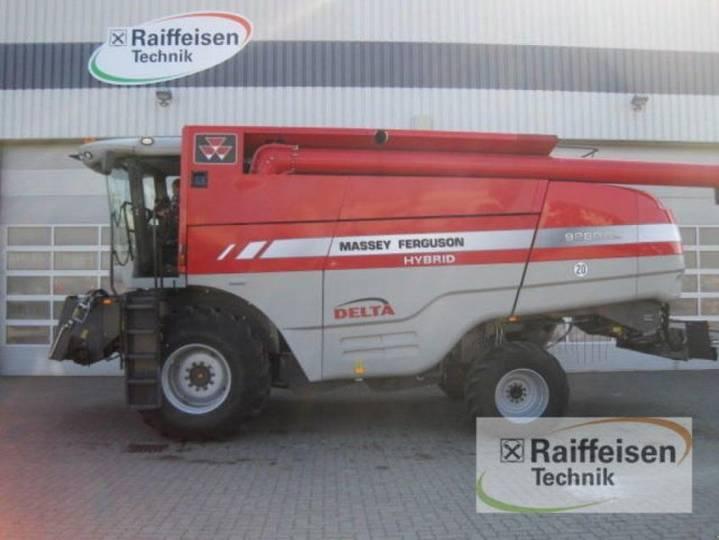 Massey Ferguson mf 9280 al del - 2011