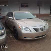 Neat and fairly US used Toyota Camry muscle 2009