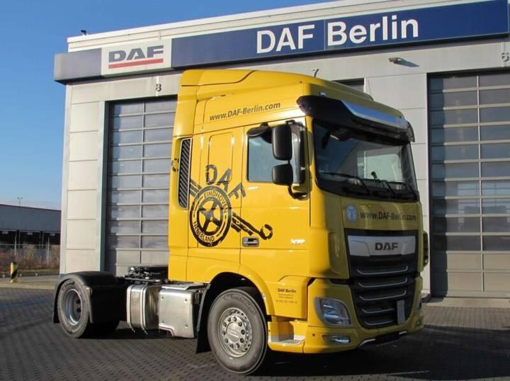 DAF XF 480 FT SC, TraXon, Intarder, Euro6, Hydraulik - 2018
