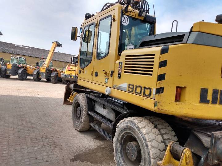 Liebherr A 900 Zw - 2008
