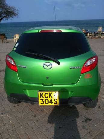 Mazda Demio very clear and good for economic Syokimau - image 4