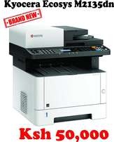 Brand New Version Kyocera Ecosys M2135dn photocopier, copier