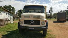 Mercedes-Benz 1113 bullnose for sale
