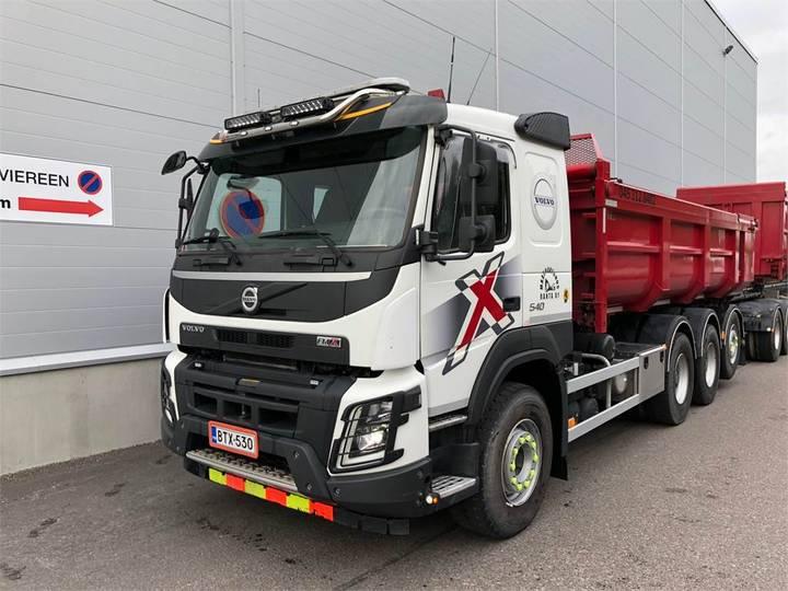 Volvo Fmx13 - 2017