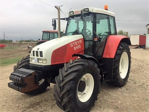 Steyr 9105 - 1998