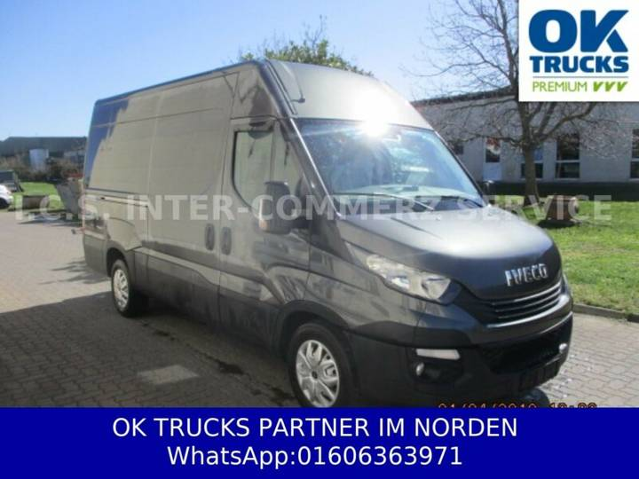 Iveco Daily 35S21A8V/P AHK TOP RATE 315- € - 2017