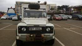 Land Rover Defender (2007)