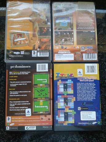 4 pc - cd rom games for sale, Ttris, Garfield2, Charlottes web and Dom Edenvale - image 3