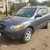 Super clean Hyundai santafe 2010 just a month used