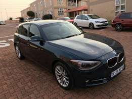 2014 BMW 120D SPORT With Sunroof