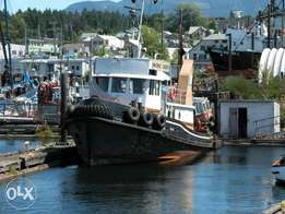 Tugboats For Sale And Hire.