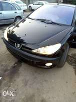 Peugeot 206,super clean with original custom paper