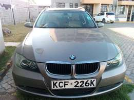BMW 320i E90 leather interior, Clean and a Decent one