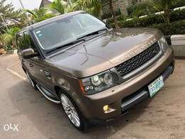 A Super Neat 2011 Range Rover Sport HSE for sale