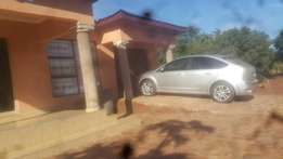 Ford focus 1.6 SI 2008 Model. In very good condition it's bargain