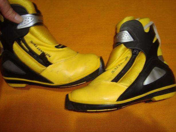 Buty narciarskie biegowe Salomon roz 38 24.5 cm SNS