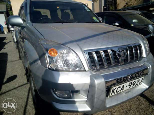 Toyota Prado 2007 model Hurlingham - image 1