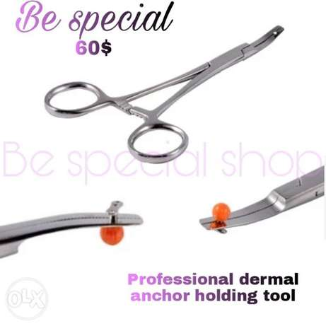 Professional Dermal Anchor Holding tool 175000