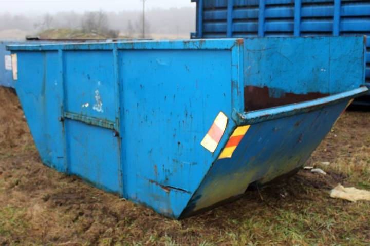 Container Öppen