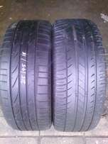215/45/R18 on special in a good condition for sale each is R750