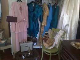 PARIS ANTIQUES for Variety of Vintage Clothing