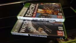 Xbox 360 Games for sale or swop