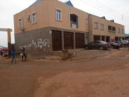 2units of 3bedroom terrace duplexes for sale at Apo Mechanic Village