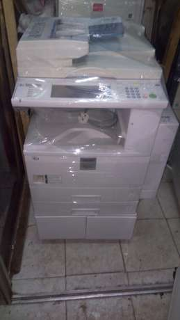Ricoh aficio 3030 fully equipped with printer duplex and ADF high spee Nairobi CBD - image 4