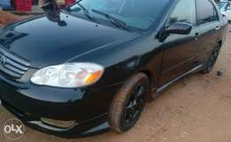 Toyota Corolla 2003 (Full Option with REVERSE CAMERA)