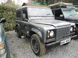 LAND ROVER 90 300tdi (turbo)