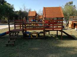 New jungle gym R6500 free delivery and installation Toddler unit