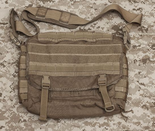 db4a94f25cd Flyee Tactical Dispatch Bag Messenger Coyote (TAD Triple Aught Design)  Warszawa - image 1